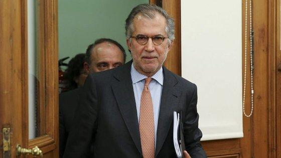 O novo presidente do Conselho de Administração da CGD, António Domingues, vai ganhar até 634 mil euros por ano