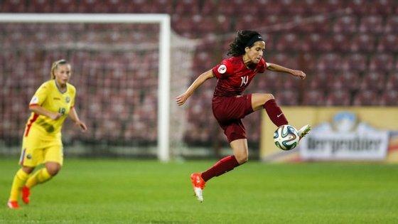 Dolores Silva é uma das jogadoras da Seleção Portuguesa com mais internacionalizações e agora chega, pela primeira vez, a uma fase final