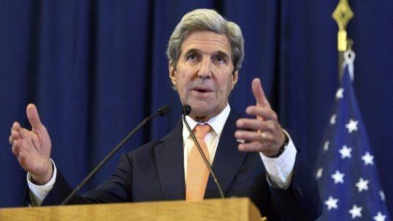 O secretário de Estado norte-americano, John Kerry, pediu ao Congresso que ratifique o Acordo Transpacífico (TPP) depois das eleições, apesar da oposição dos dois candidatos presidenciais, Hillary Clinton e Donald Trump.