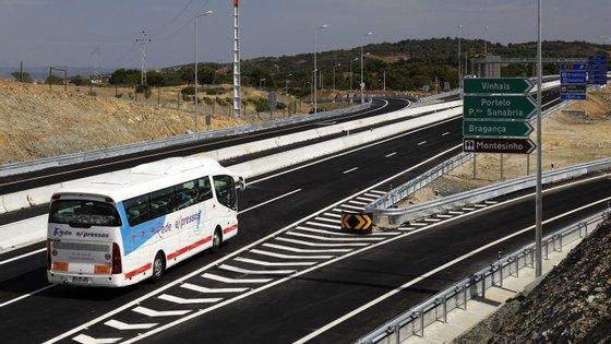 As estradas portuguesas estão avaliadas com 5,91 pontos, em quarto lugar depois da Holanda (6,14), França (6,05) e Áustria (5,99 pontos)