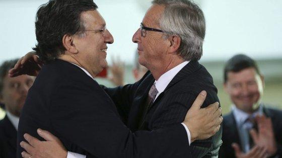 A ida de Durão Barroso para o Goldman Sachs está a criar problemas à Comissão Europeia de Jean-Claude Juncker