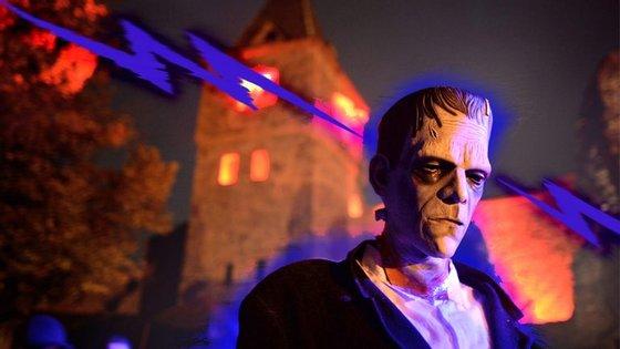 O Halloween celebra-se na noite de 31 de outubro para 1 de novembro