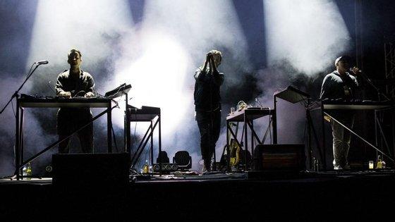 Os Moderat tinham passado pelo Porto em junho, quando atuaram no NOS Primavera Sound