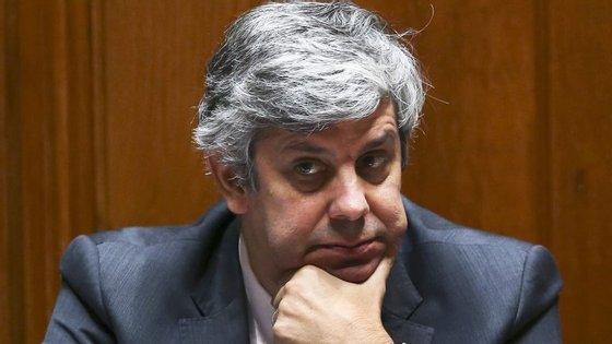 Mário Centeno começa a ser ouvido às 9h na Assembleia da República e desta vez os deputados já terão em sua posse toda a informação orçamental