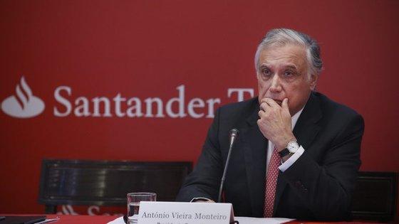 Lucro do Santander Totta sobe para 66%.
