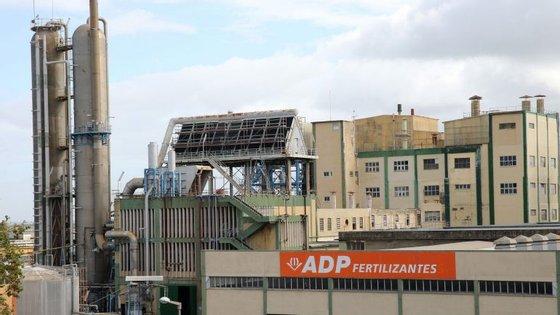 A empresa Adubos de Portugal é uma das arguidas no processo