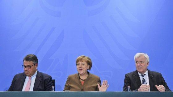 A coligação liderada por Angela Merkel está a ter dificuldades em alcançar um acordo sobre o nome do futuro Presidente da Alemanha