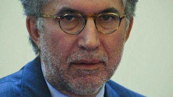 O presidente da Caixa Geral de Depósitos, António Domingues