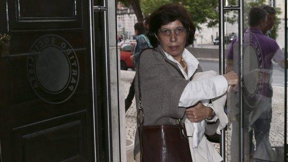 """A secretária de Estado Adjunta e da Administração Interna, Isabel Oneto, garante que em cinco anos as forças de segurança estarão """"melhores equipadas"""""""