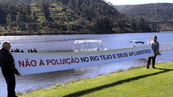 No ano passado foram abertos 127 autos de notícia no rio Tejo