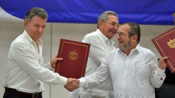 O novo acordo foi assinado este sábado, em Cuba