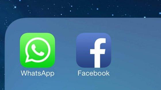 O WhatsApp foi adquirido pelo Facebook por 19 mil milhões de dólares