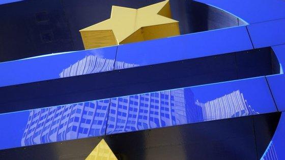 Os dados foram revelados pela Eurostat e pelo Banco Central Europeu