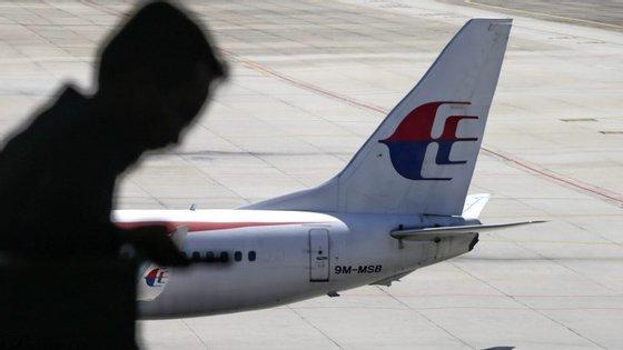 Os passageiros do Boeing 777 da Malaysia Airlines desapareceram há mais de dois anos