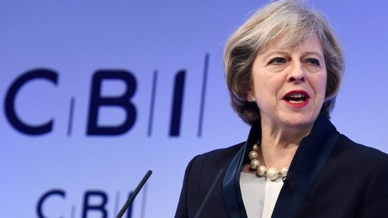 Theresa May tem evitado que sejam públicos detalhes sobre as negociações