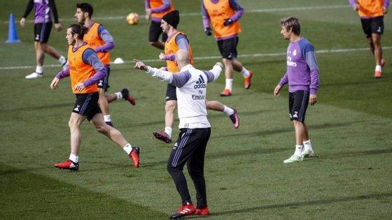Os portugueses Ronaldo e Coentrão fazem parte da convocatória. De fora ficou Pepe por lesão