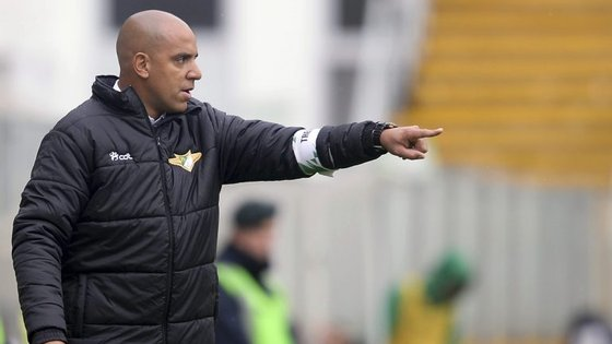 Com oito pontos, o Moreirense segue apenas um lugar acima dos postos que conduzem à despromoção