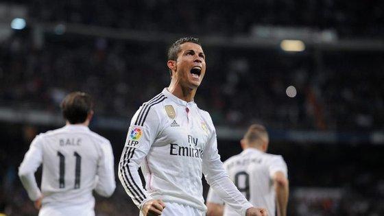 Ronaldo foi sem duvida o protagonista do dérbi madrileno... por várias razões