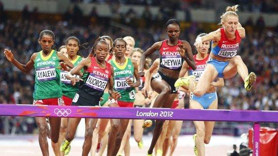 Além dos sete medalhados, mais cinco desportistas viram os seus resultados em Londres 2012 anulados