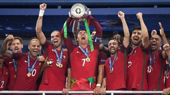 """Ronaldo revelou ainda que o francês Antoine Griezmann afirmou """"detestá-lo"""" desde a vitória de Portugal sobre a França na final do Campeonato da Europa"""