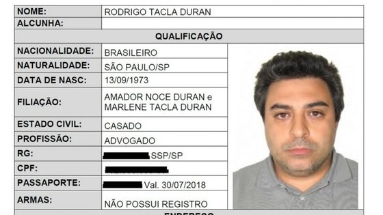 Rodrigo Duran é apontado como o 'cérebro financeiro' do caso Petrobrás