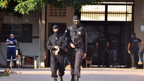A operação, realizada pela Polícia Civil e o Ministério Público de São Paulo em pelo menos 20 cidades, começou há um ano e meio e já identificou 55 pessoas