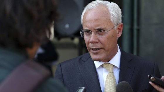 Manuel Palos terá facilitado amigos do ex-ministro da Administração Interna, Miguel Macedo