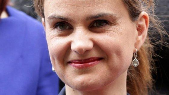 Jo Cox foi assassinada a 16 de junho, em West Yorkshire