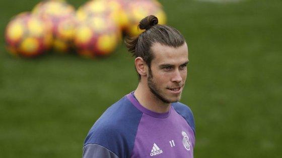 """A lesão de Bale está agora """"dependente de evolução"""""""