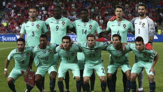 Portugal mantém a mesma posição no 'ranking', apesar das várias trocas de lugares