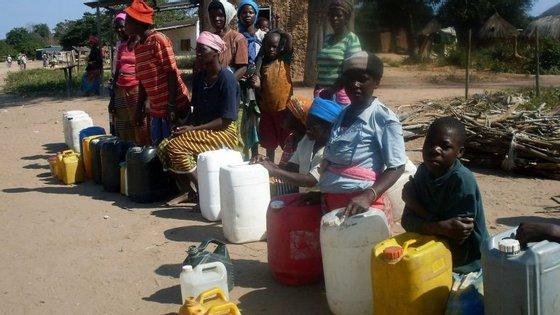 As secas em Angola afetaram desde 1981 mais de seis milhões de pessoas