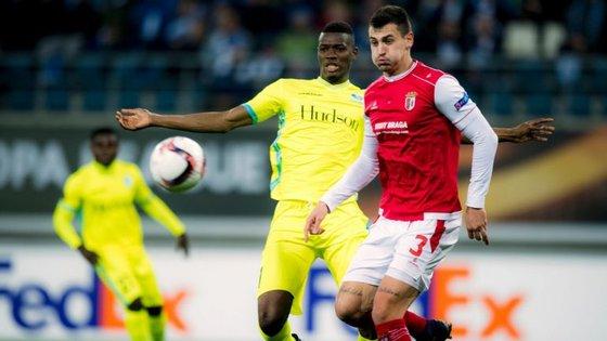 Na próxima jornada o Braga recebe o Shakhtar Donetsk, de Paulo Fonseca, já apurado