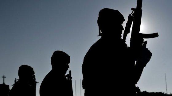 """""""O nosso objetivo foi sempre claro: proteger os civis e promover a estabilidade na Líbia"""", frisou Londres"""