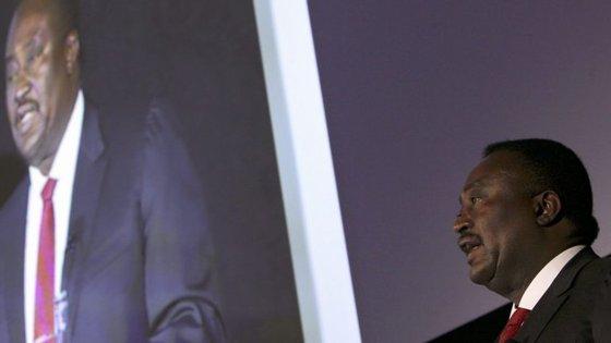 A visita do presidente angolano vai começar segunda-feira e tem a duração de três dias