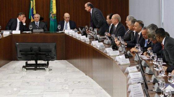Geddel Vieira Lima é o sexto integrante da equipe do chefe de Estado brasileiro a pedir demissão em seis meses de Governo
