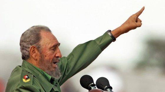 Fidel Castro estava afastado do poder desde 2006