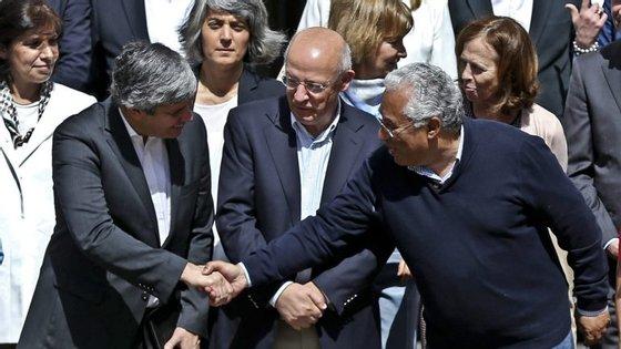 Faz este sábado um ano desde que o Governo liderado por António Costa tomou posse