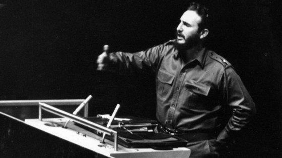 Ei-lo, o discurso mais longo da história: foi a 6 de setembro de 1960, na Assembleia Geral da ONU, e durou quatro horas e 29 minutos