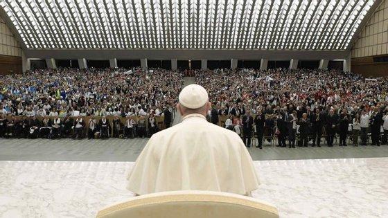 O Papa deverá estar em Portugal a 13 de maio de 2017, por ocasião do centenário das aparições