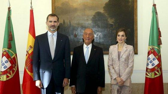 """Além disso, Felipe VI de Espanha falou no """"auge"""" do turismo que ajudou na """"magnífica"""" reabilitação do centro histórico"""