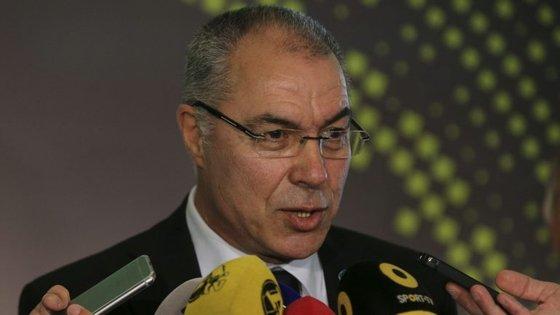 Augusto Inácio será apresentado na terça-feira, às 12h00, no auditório do Estádio Joaquim de Almeida Freitas.