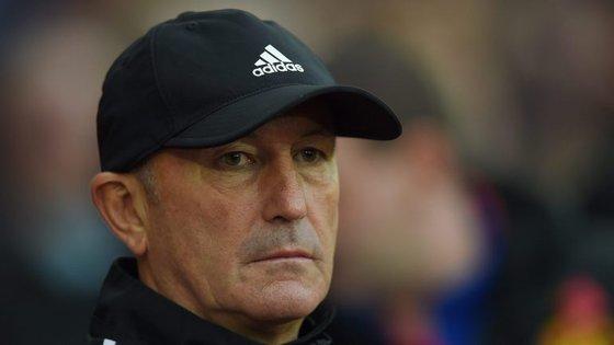 Pulis foi anunciado como novo treinador do West Bromwich Albion
