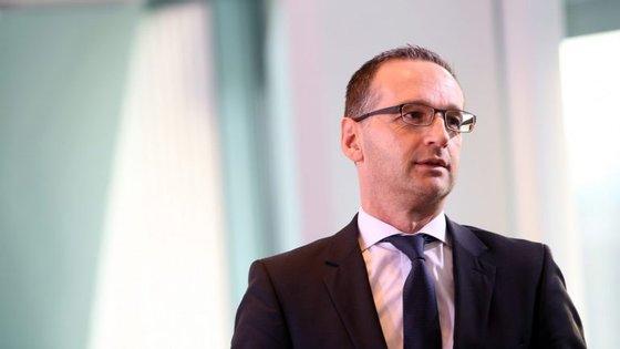 Heiko Maas, o ministro da Justiça alemão, apresentou em outubro um projeto para facilitar a anulação dos casamentos com menores
