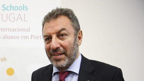 """O ex-ministro Nuno Crato afirma que é """"importante continuar a progredir"""" e olhar agora para as ciências"""