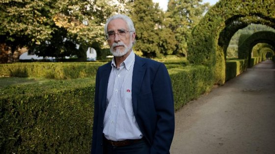 João Barrento, 76 anos, é autor de ensaios sobre literatura e cultura, tradutor e responsável pelo espólio de Maria Gabriela Llansol