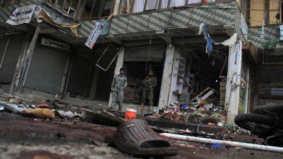 O Comité Internacional da Cruz Vermelha estima que 20.000 pessoas tenham fugido nas últimas 72 horas das suas casas naquela localidade