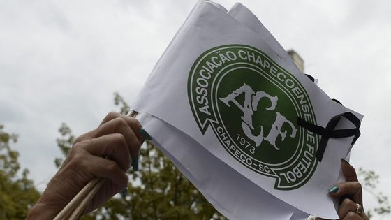 No acidente, o clube brasileiro perdeu a maioria dos seus jogadores e equipa técnica