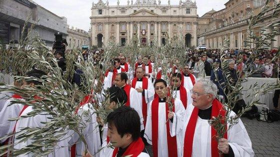 O encontro vai decorrer no Vaticano a 9 e 10 de dezembro