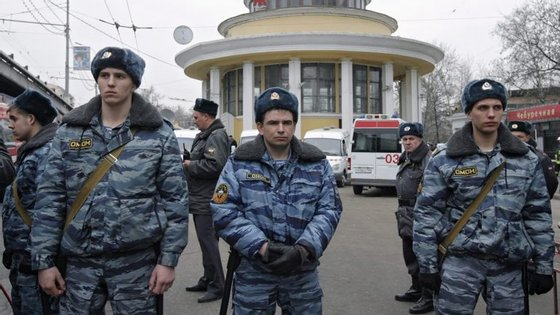 O Cáucaso do Norte russo é uma das maiores fontes de 'jihadistas' estrangeiros para combater na Síria e Iraque