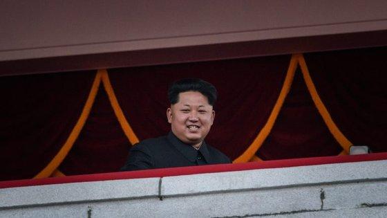 As sanções procuram forçar Pyongyang a abandonar o desenvolvimento de armas nucleares